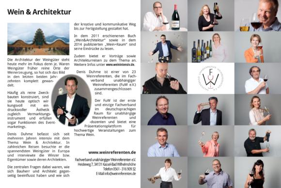 FUW Anzeige Vinum 2017/07