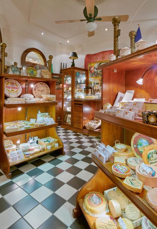 Katrin Heuer im European-Cheese-Center