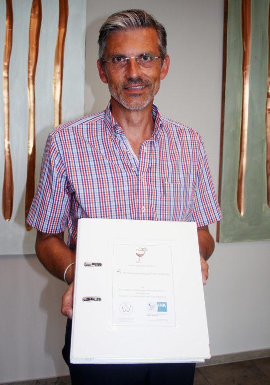 FUW-WeinkennerDiplom IHK-zertifiziert - Das Gesamtwerk