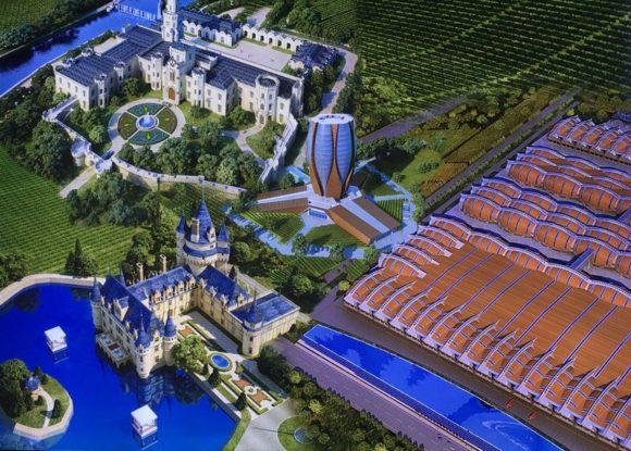 Changuy Wine City