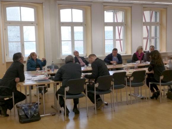 FuW Halbjahresversammlung 2016 in Marktbreit