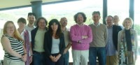 FuW-Toskana-Reisegruppe mit Axel Heinz (5. von rechts)
