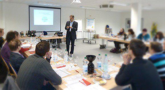 Weinseminar mit Michael Kugel