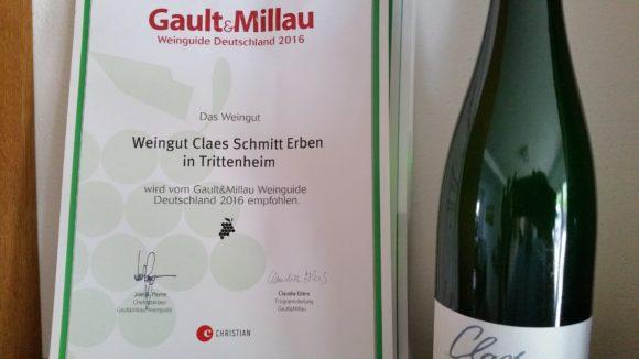 Weingut Claes Schmitt Erben